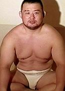ノンケマッチョ武蔵、雄汁大量発射