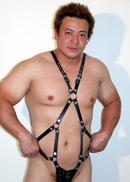 ノンケマッチョ兄貴のヴァージンファック!!